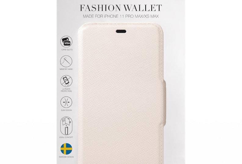 iDeal Of Sweden 11 Pro Max Fashion Wallet, Beige
