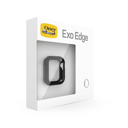 OtterBox Exo Edge Apple Watch Series 4/5/6 (40mm), Black