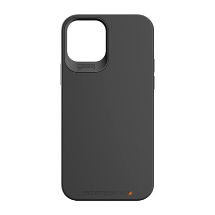"Gear4 iPhone 12 / iPhone 12 Pro 6.1"" D3O Holborn Slim, Black"