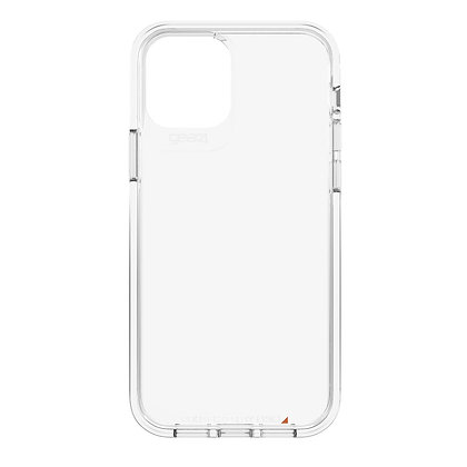 "Gear4 iPhone 12 / iPhone 12 Pro 6.1"" D3O Crystal Palace, Clear"