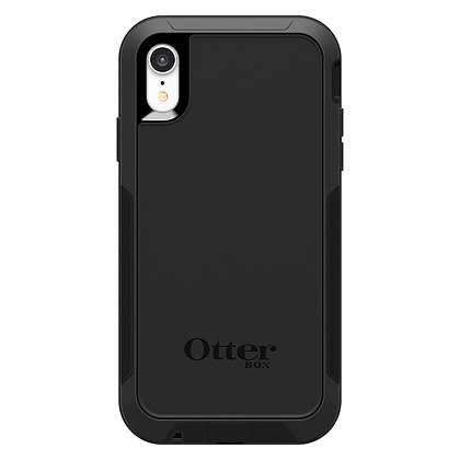 OtterBox Pursuit Series iPhone XR, Black