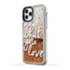 Casetify iPhone 11 Pro Max Gold Chrome D