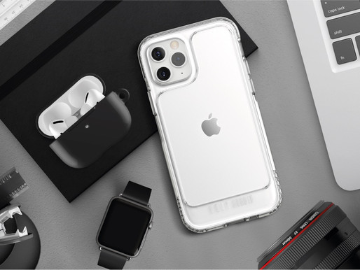 iPhone 12 Pro Max Ugly Rubber U Model Clear Case Review
