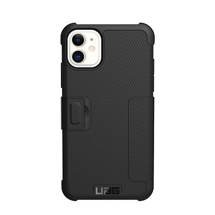 "UAG iPhone 11 6.1"" Metropolis Case, Black"
