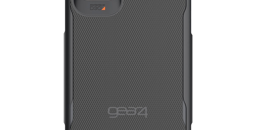 Gear4 iPhone 11 Pro Max Platoon with Holster, Black