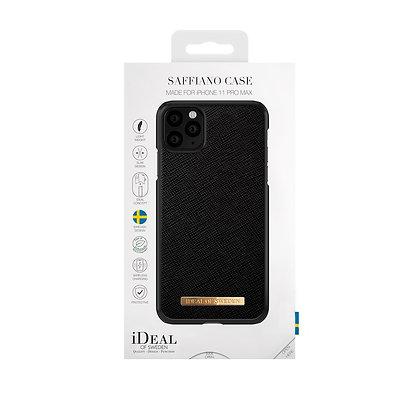 iDeal Of Sweden Fashion Case Saffiano iPhone 11 Pro Max, Black