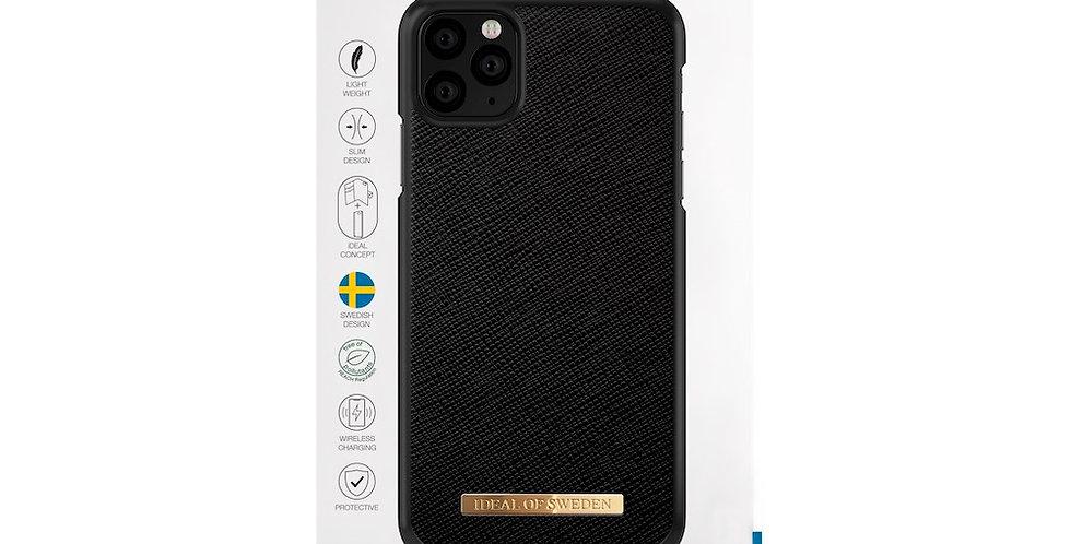 iDeal Of Sweden 11 Pro Max Fashion Saffiano, Black