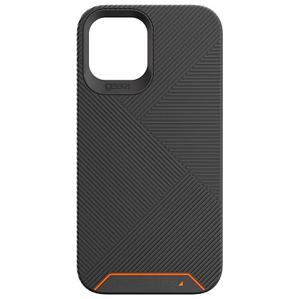 "Gear4 iPhone 12 Pro Max 6.7"" D3O Battersea, Black"