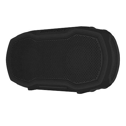 Braven Speaker Ready Prime Outdoor Waterproof Bluetooth, Black/Titanium