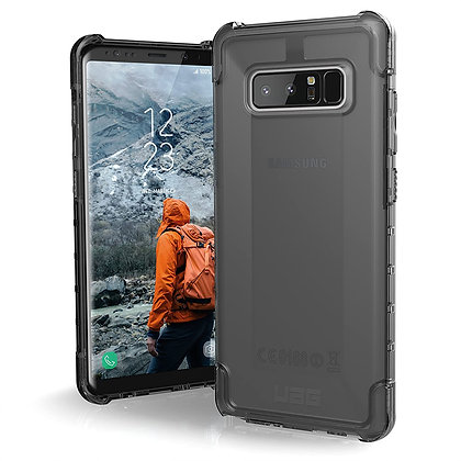 UAG Samsung Galaxy Note 8 Plyo Case, Ash (Grey Transparent)
