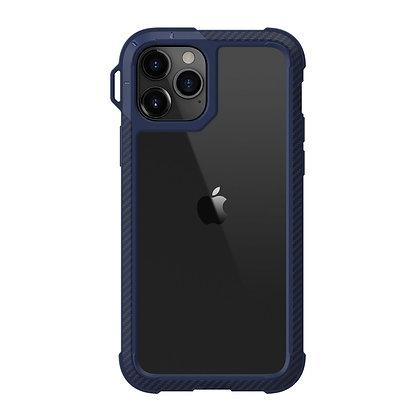 "SwitchEasy iPhone 12/Pro 6.1"" Explorer PC+TPU Case, Navy"