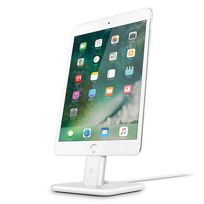 Twelve South HiRise Deluxe V2 for iPhone/iPad(silver)