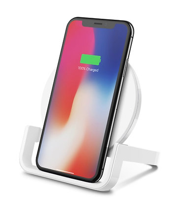 Belkin Boostup Wireless Charging Stand (10W), White
