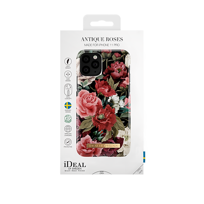 iDeal Of Sweden Fashion Case 2019 iPhone 11 Pro, Antique Roses