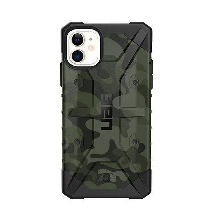 "UAG iPhone 11 6.1"" Pathfinder Camo Case, Forest"