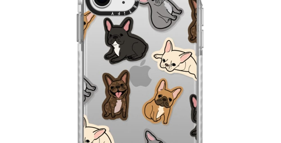 Casetify iPhone 11 Pro Max Impact Case, Excuse My Frenchie