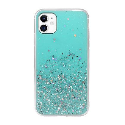 SwitchEasy iPhone 11 Pro Starfield PC+TPU Case, Transparent Blue