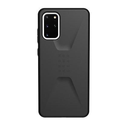 "UAG Samsung Galaxy S20+ 6.7"" Civilian Case, Black"