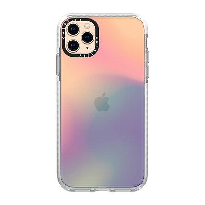 "Casetify iPhone 11 Pro Max 6.5"" Impact Case, Iridescent"