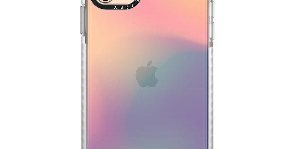 Casetify iPhone 11 Pro Max Impact Case, Sheer-Iridescent