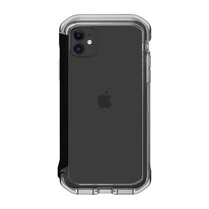 Element Case Rail (11/XR) - Clear/Solid Black