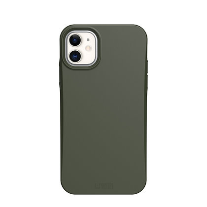 "UAG iPhone 11 6.1"" Outback Case, Olive"