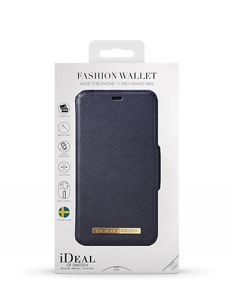 iDeal Of Sweden Fashion Wallet iPhone 11 Pro Max/XS Max, Navy