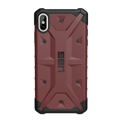 "UAG iPhone Xs 5.8"" Pathfinder Case, Carmine"