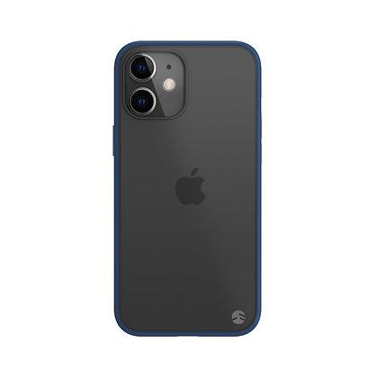 "SwitchEasy iPhone 12 mini 5.4"" Aero PC+TPU Case, Navy Blue"