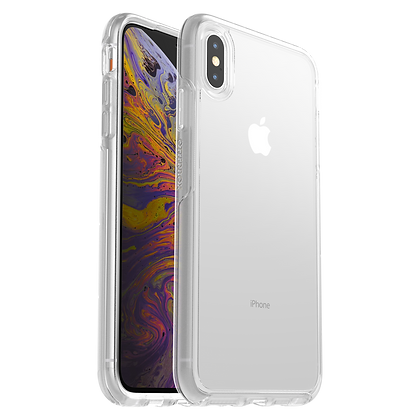 OtterBox Symmetry Clear Series iPhone Xs Max, Graphic That Willow Do
