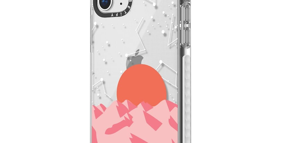 Casetify iPhone 11 Pro Max Impact Case, Frost Palm Springs Sunset
