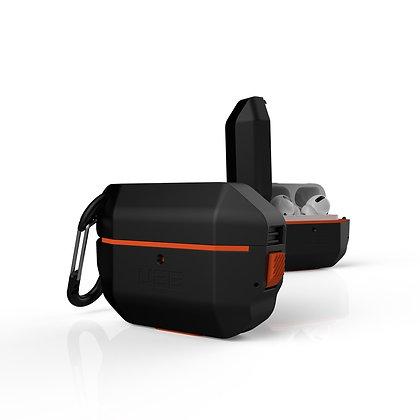 UAG AirPods Pro Hardcase , Black/Orange