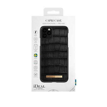 iDeal Of Sweden Fashion Case Capri iPhone 11 Pro Max, Black
