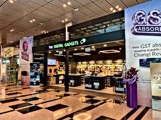The Digital Gadgets T3 Changi Airport De
