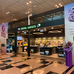 The Digital Gadgets T3 Airport Departure Hall (Near Row 8) Open 10am to 11pm