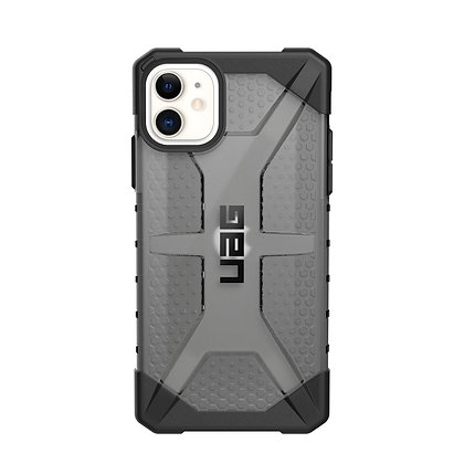 "UAG iPhone 11 6.1"" Plasma Case, Ash"