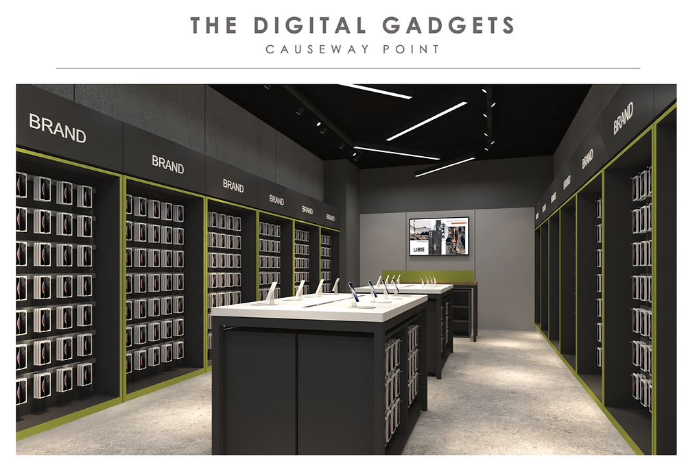 How The Digital Gadgets | Causeway Point look like.