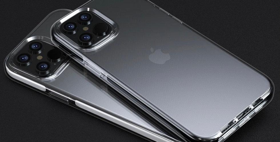 Devia iPhone 12 Pro Max Skyfall Shockproof Case, Black