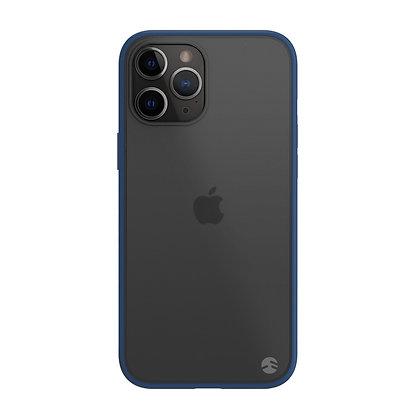 "SwitchEasy iPhone 12/Pro 6.1"" Aero PC+TPU Case, Navy Blue"