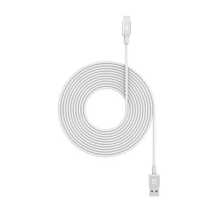 Mophie Charging Cable 3m, White