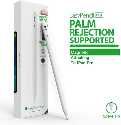 SwitchEasy EasyPencil Plus With Palm Rejection/Type C Port, White