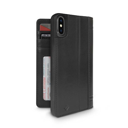 Twelve South Journal for iPhone X/XS (black)