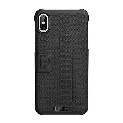 "UAG iPhone Xs Max 6.5"" Metropolis Case, Black"
