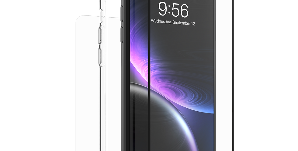 InvisibleShield Glass Plus 360 iPhone XR