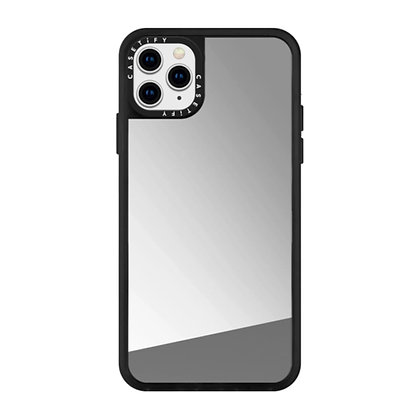 Casetify Mirror Case iPhone 11 Pro Max, Silver