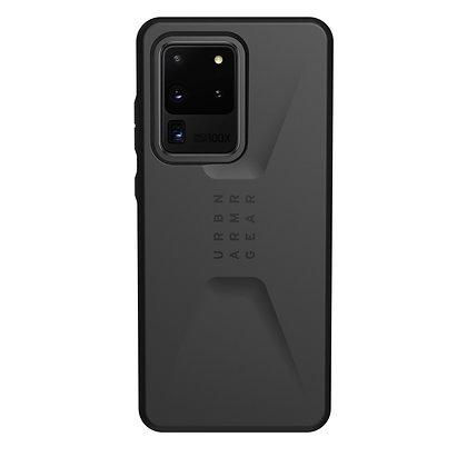 "UAG Samsung Galaxy S20 Ultra 5G 6.9"" Civilian Case, Black"