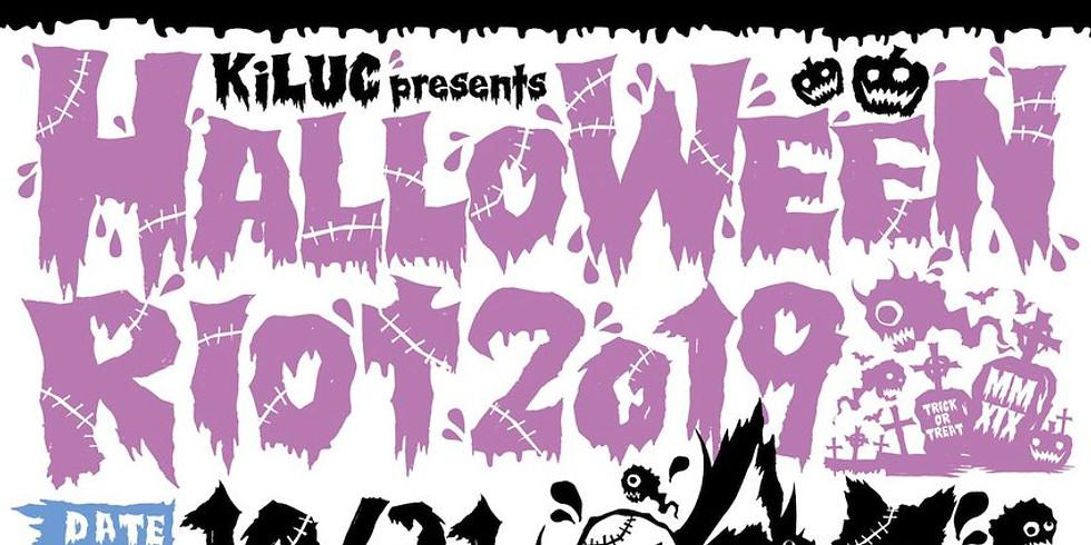RIS - KiLC presents『HALLOWEEN RIOT 2019』