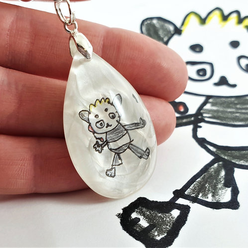 Your Child's Drawing Keepsake