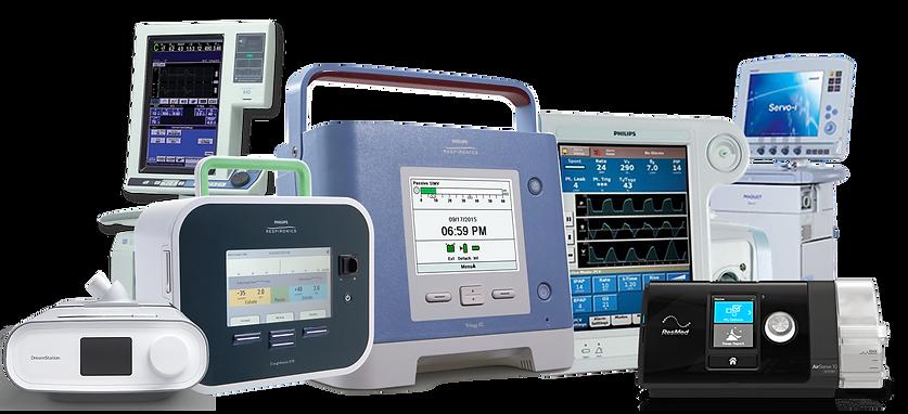 Sell Used Respiratory Equipment