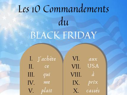 Faire les Soldes du Black Friday aux Etats-Unis depuis la France
